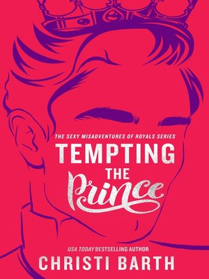 cover image of Tempting the Prince