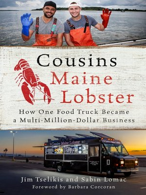 cover image of Cousins Maine Lobster