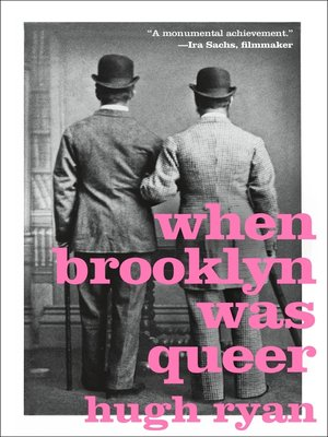 cover image of When Brooklyn Was Queer