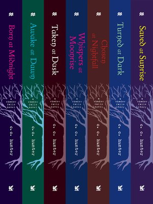 cover image of Shadow Falls, Complete Series