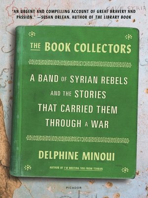 cover image of The Book Collectors