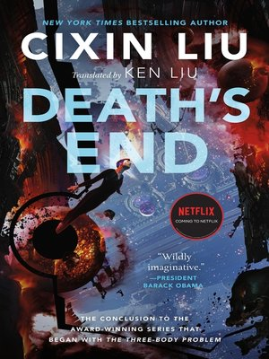 cover image of Death's End
