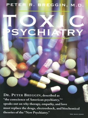 cover image of Toxic Psychiatry