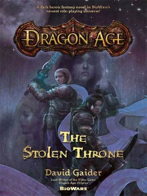 cover image of The Stolen Throne
