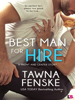 cover image of Best Man for Hire