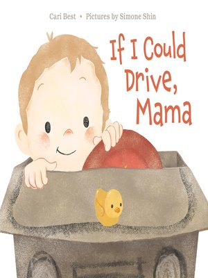 cover image of If I Could Drive, Mama