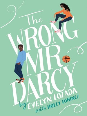 cover image of The Wrong Mr. Darcy