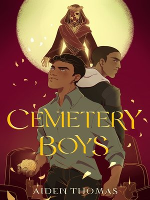 cover image of Cemetery Boys