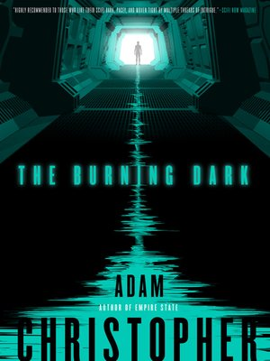 cover image of The Burning Dark