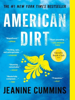 cover image of American Dirt