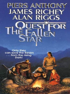 cover image of Quest for the Fallen Star