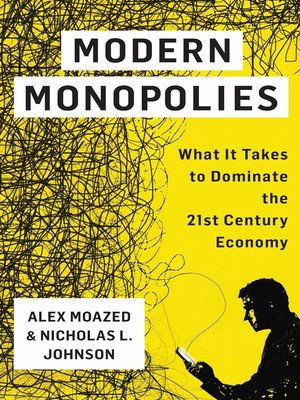 cover image of Modern Monopolies