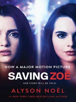 cover image of Saving Zoë