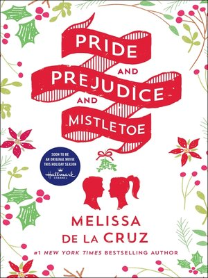 cover image of Pride and Prejudice and Mistletoe