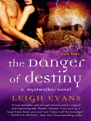 cover image of The Danger of Destiny