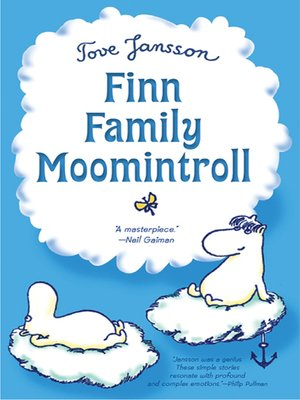 cover image of Finn Family Moomintroll