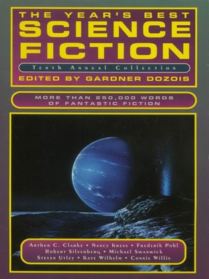cover image of The Year's Best Science Fiction, Tenth Annual Collection
