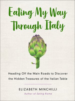 cover image of Eating My Way Through Italy