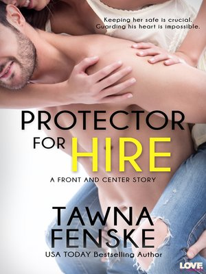 cover image of Protector for Hire