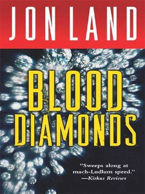 cover image of Blood Diamonds