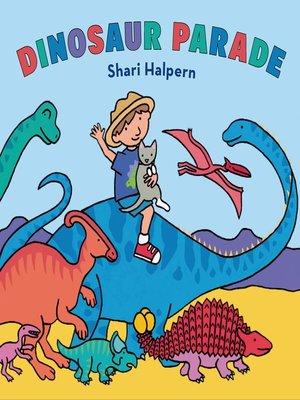 cover image of Dinosaur Parade