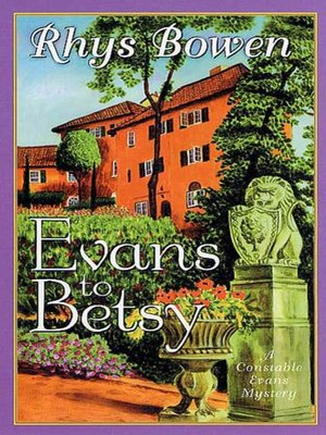 cover image of Evans to Betsy