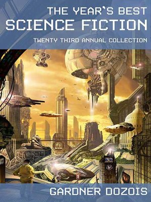 cover image of The Year's Best Science Fiction, Twenty-Third Annual Collection