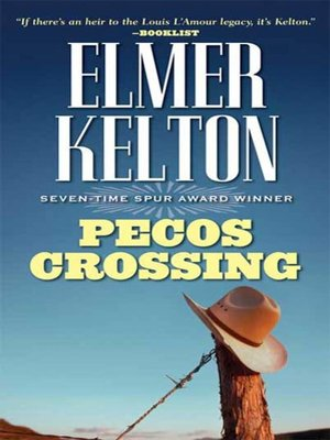 cover image of Pecos Crossing