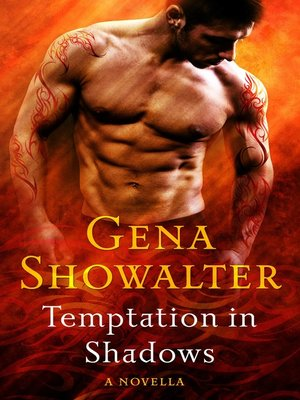 cover image of Temptation in Shadows