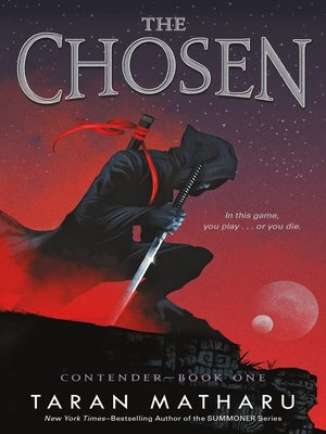 cover image of The Chosen--Contender Book 1