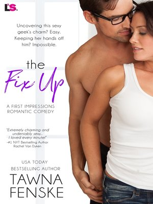 cover image of The Fix Up