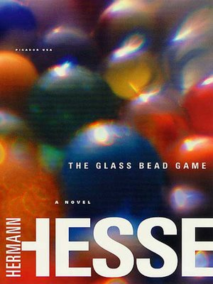 cover image of The Glass Bead Game