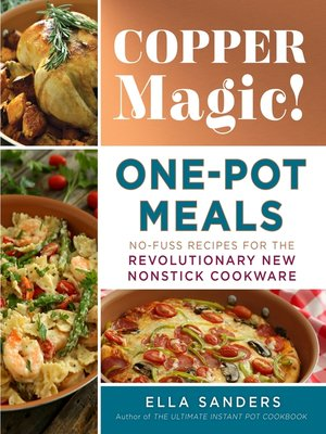 cover image of Copper Magic! One-Pot Meals
