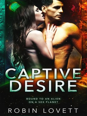 cover image of Captive Desire