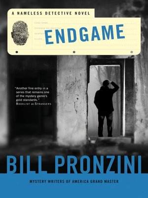 cover image of Endgame--A Nameless Detective Novel