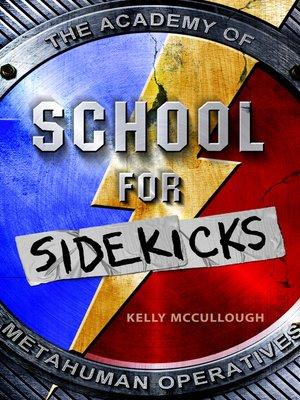 cover image of School for Sidekicks