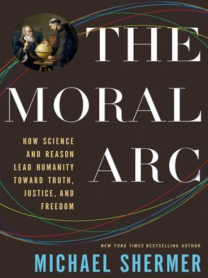 cover image of The Moral Arc