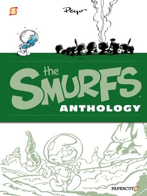 cover image of The Smurfs Anthology, Volume 3