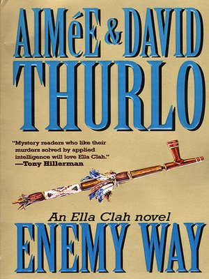 cover image of The Enemy Way