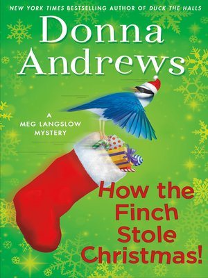 cover image of How the Finch Stole Christmas!