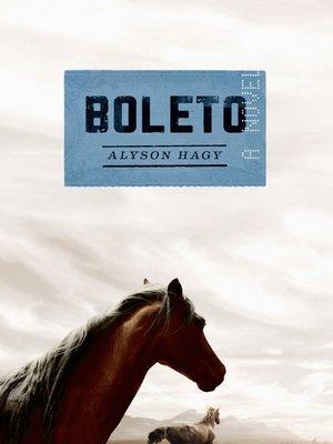 cover image of Boleto