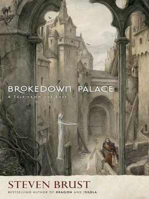 cover image of Brokedown Palace