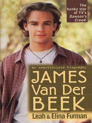 cover image of James Van Der Beek