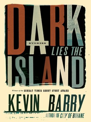 cover image of Dark Lies the Island