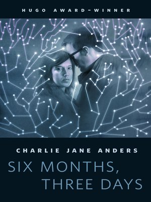 cover image of Six Months, Three Days