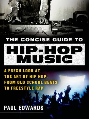 cover image of The Concise Guide to Hip-Hop Music