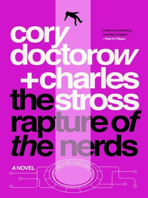 cover image of The Rapture of the Nerds