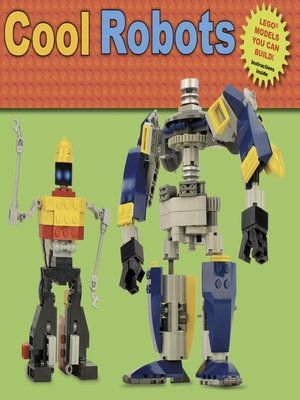 cover image of Cool Robots