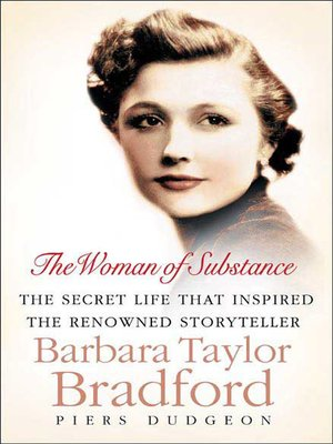 cover image of The Woman of Substance