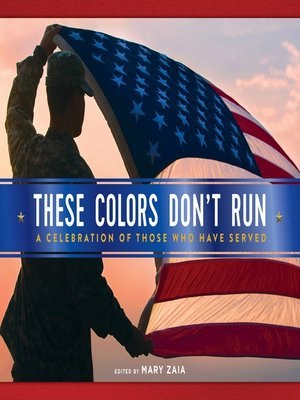 cover image of These Colors Don't Run